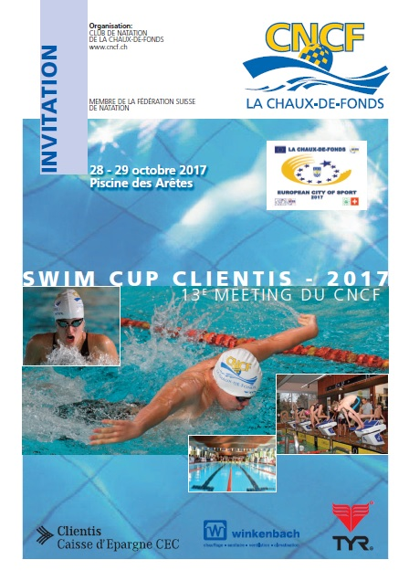 Swim-Cup Clientis